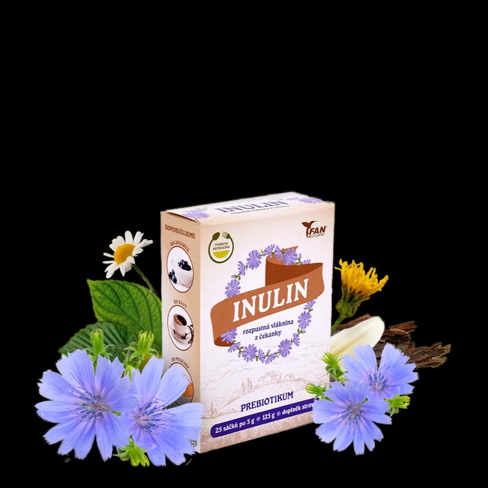 inulin F&N dodavatelé, s.r.o. Tišinov